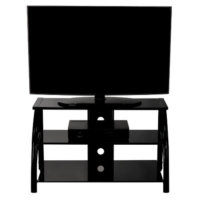 Peres 37.25 Metal TV Stand