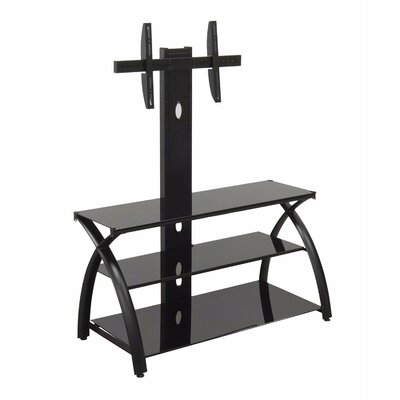 Perera 42 TV Stand Color: Black