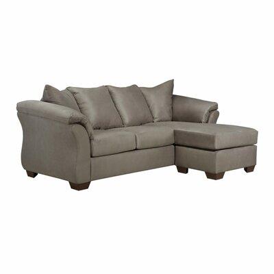 Olesen Sectional Upholstery: Cobblestone