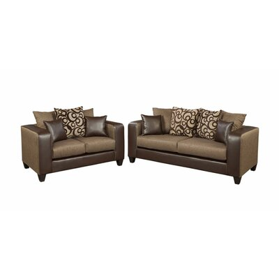 Winburn 2 Piece Living Room Set