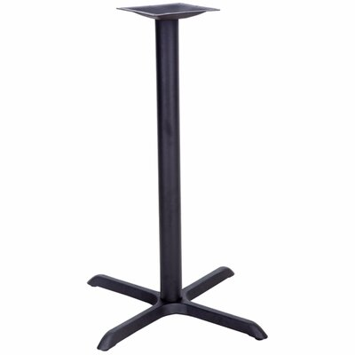 James Table X-Base with Bar Height Column