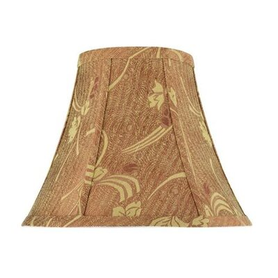 12 Fabric Bell Lamp Shade