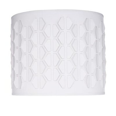 12 Paper Drum Lamp Shade
