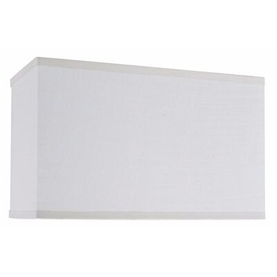 16 Linen Rectangle Lamp Shade