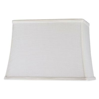 14 Linen Rectangular Lamp Shade