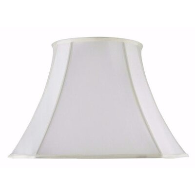 "18"" Silk Bell Lamp Shade 34006"