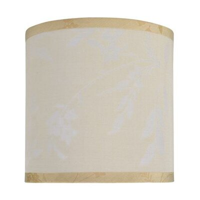 8 Silk Drum Lamp Shade