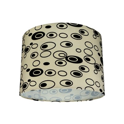 14 Silk Drum Lamp Shade