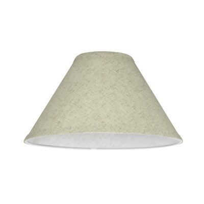 11 Linen Empire Lamp Shade