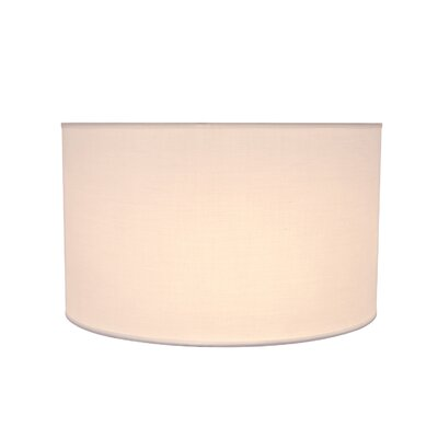 17 Fabric Drum Lamp Shade