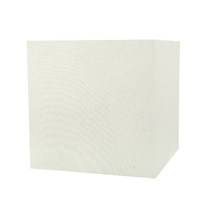 Hardback 10 Fabric Square Lamp Shade