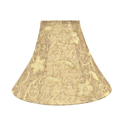 Transitional 16 Fabric Bell Lamp Shade