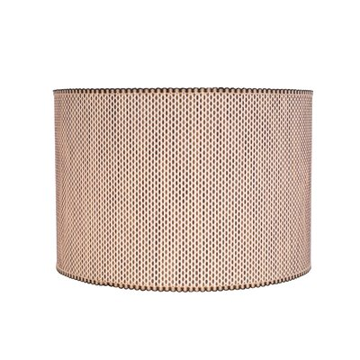 Transitional 16 Fabric Drum Lamp Shade