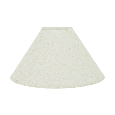 Transitional Hardback 19 Linen Empire Lamp Shade
