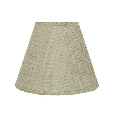Transitional Hardback 14 Jacquard Textured Fabric Empire Lamp Shade