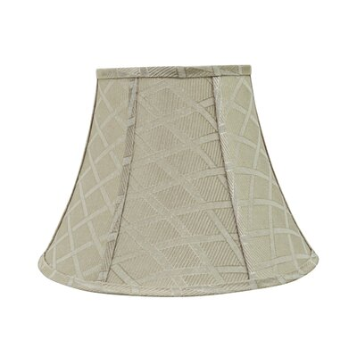 Transitional 13 Fabric Bell Lamp Shade
