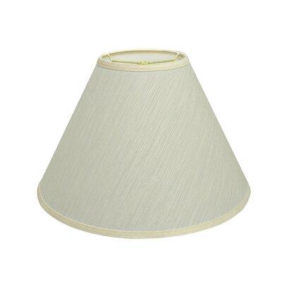 Transitional Hardback 18 Fabric Empire Spider Lamp Shade