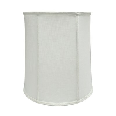 Transitional 14 Linen Drum Lamp Shade