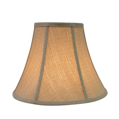 Transitional 12 Linen Bell Lamp Shade