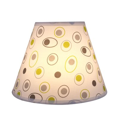 Transitional Hardback 12 Fabric Empire Dots Lamp Shade