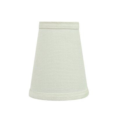 4 Fabric Empire Lamp Shade