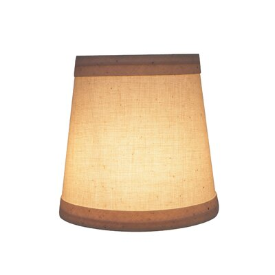 4 Fabric Empire Lamp Shade