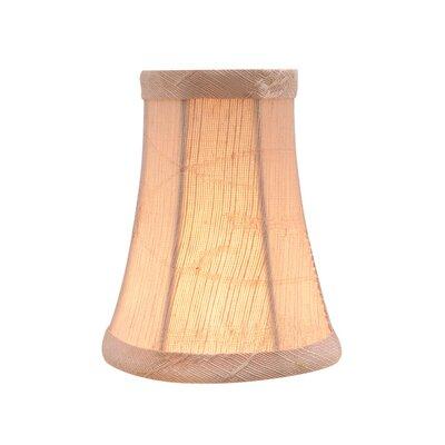 Modern 4 Fabric Bell Lamp Shade
