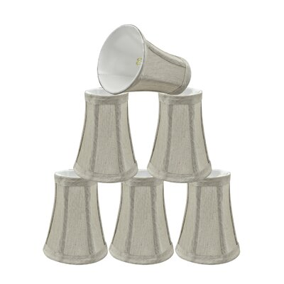 4 Fabric Bell Lamp Shade