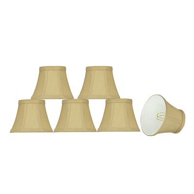 5 Fabric Bell Lamp Shade