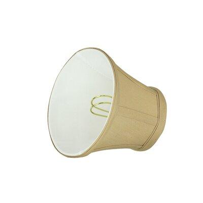 Modern 5 Fabric Bell Lamp Shade