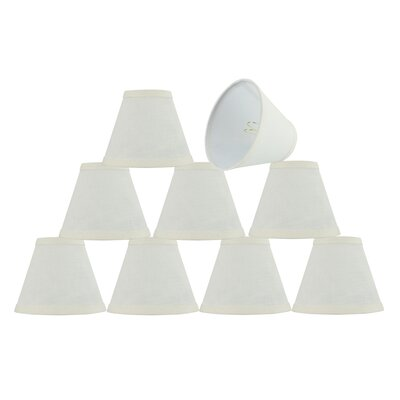 6 Linen Empire Lamp Shade