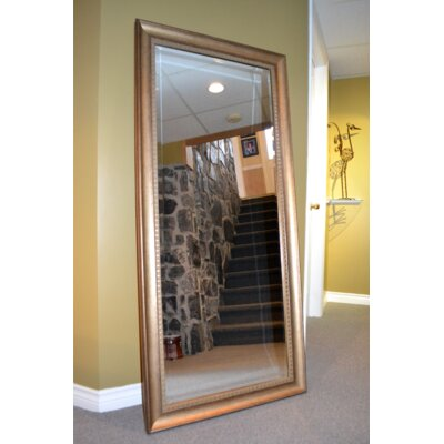 Rectangle Plastic Framed Full Length Leaning Wall Mirror DABY7275 40095040