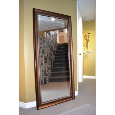 Modern Plastic Framed Full Length Leaning Wall Mirror DABY7276 40095041
