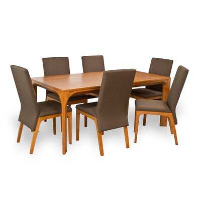 Cornelison 7 Piece Dining Set