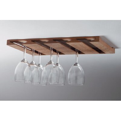 Wall Mount Wine Glass Rack
