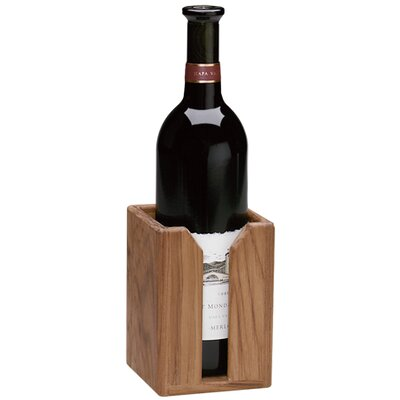 1 Bottle Tabletop Wine Holder