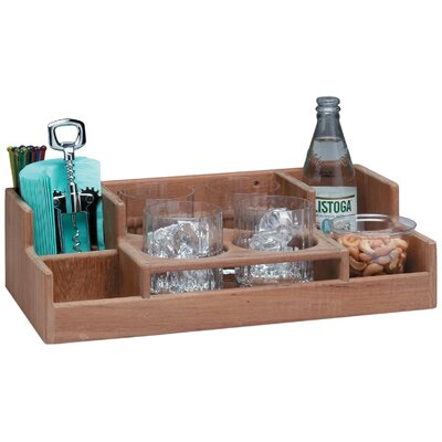 4 Bottle Tabletop Wine Bottle Rack