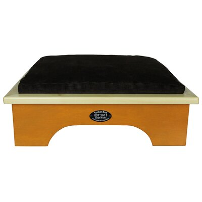Dog Bed Size: Small, Color: Bright Tamra