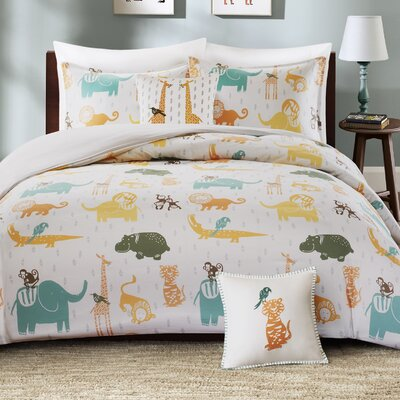Jacala Comforter Set Size: Full/Queen