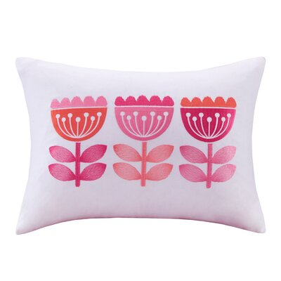 Harriet Embroidered Lumbar Pillow