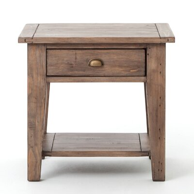 Abbot End Table