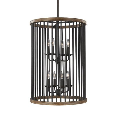 Versha 8-Light Foyer Pendant