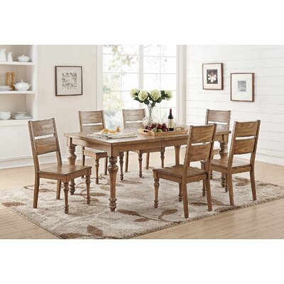 Mahika 7 Piece Dining Set