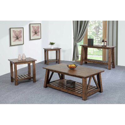 Somerdale 4 Piece Coffee Table Set