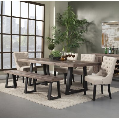 Adell 6 Piece Dining Set