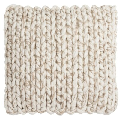 Alessia All Over Braid Throw Pillow