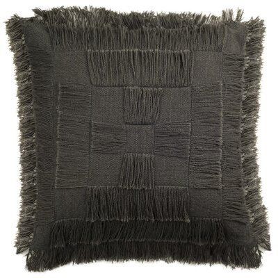 Asdsit Fringe Throw Pillow
