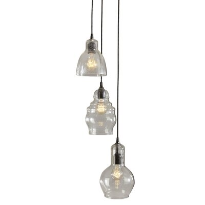 Auguste 3-Light Kitchen Island Pendant
