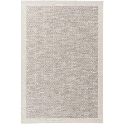 Amelia Neutral Indoor/Outdoor Area Rug Rug Size: 311 x 57
