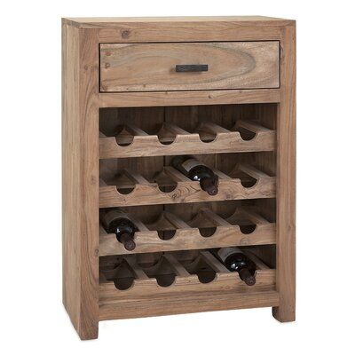 Alpine 16 Bottle Floor Wine Cabinet